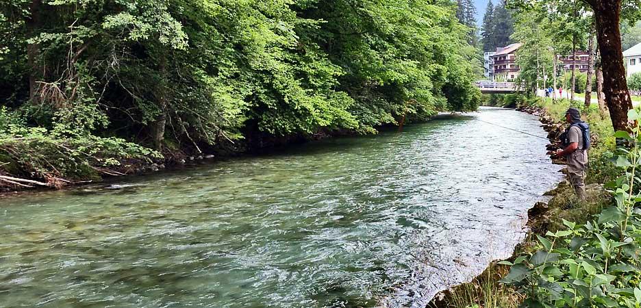 Bach bei Berchtesgaden