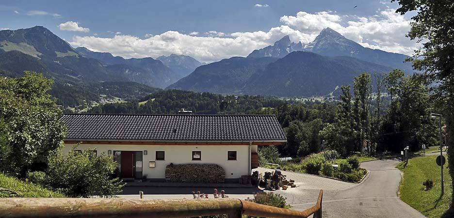 Perfekt zum Fliegenfischen, Berchtesgaden
