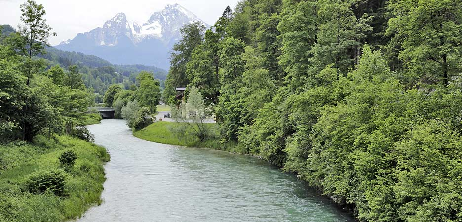 Die Heimat der großen Bachforellen