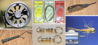 Fly Fishing online Shop Canada, fly tying and fishing tools and material plus vosseler reels