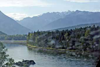 anywhere at the skeena river
